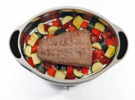 Aparat multifunctional de gatit cu aburi - MAGIMIX Le Cuiseur Vapeur (inox)