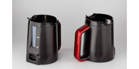 Aparat preparare cafea turceasca Fakir Kaave Dual Pro, 1470 W, Control digital, 2.3L, Luminasense Technology, Rosu