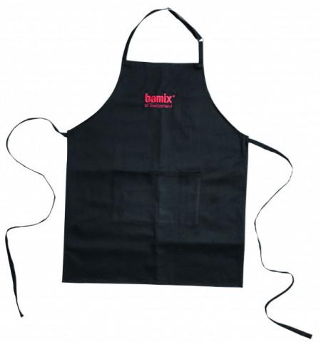BAMIX Barbecue negru - 200W, 4 lame, SliceSy, Procesor, Vas 600ml, Vas 400ml, Sort Bamix BBQ, Stand DeLuxe