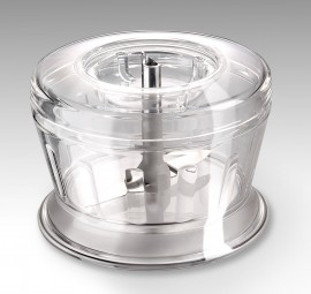 BAMIX DeLuxe - silver