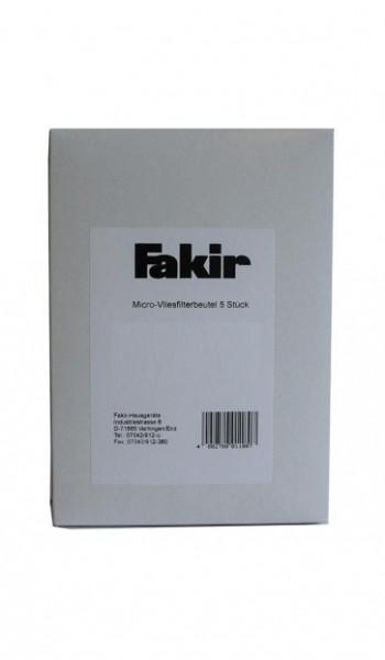 Set 5 saci hartie originali pentru aspiratorul cu spalare Fakir 9800S Öko Power