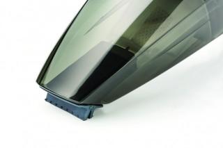 Aspirator de mana Fakir, Li-Ion 7,4V, umed/uscat, 23 min functionare, 0.4l uscat, 0.25l umed, filtru lavabil, Argintiu