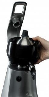 Presa pentru citrice si rodii the Juicer Espressions, motor profesional 340W, 1450 rpm, Inox, PRODUS RESIGILAT