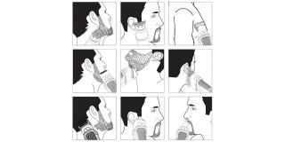 Aparat de tuns barba si parul 15 in 1 Fakir Execute 2 Blade, 15 accesorii, Lavabil, Acumulator, Negru