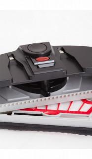 Robot de aspirare Fakir Robert L RS 701, 24W, Acumulatori Li-Ion 14.4V, 0.34 l, 2 trepte, 120 minute, Silver/Negru