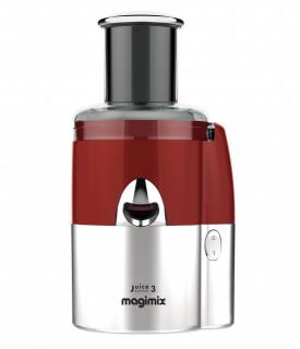 Extractor multifunctional de suc (la rece) Magimix JUICE EXPERT 3 - crom/rosu