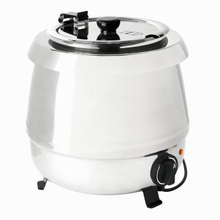 Incalzitor supa, 9 litri, 400W, inox