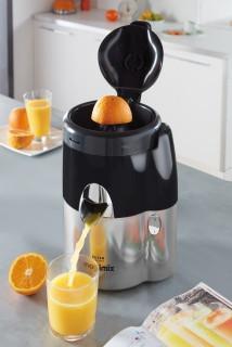 Extractor multifunctional de suc (la rece) Magimix JUICE EXPERT 4 - crom/negru