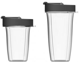 Set cu 2 vase Blend Cup ToGo