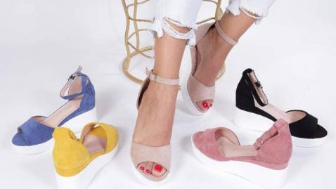 Modele de sandale potrivite pentru vara 2021