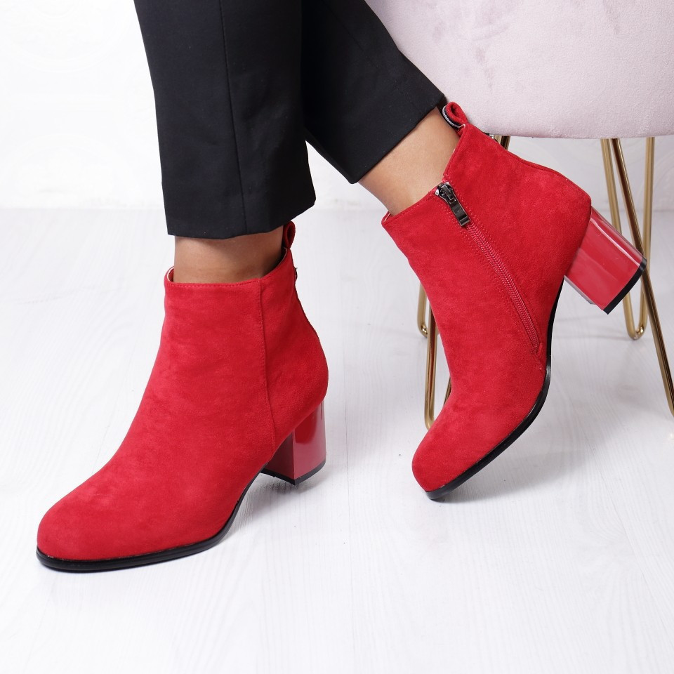 BOTINE MONICA RED