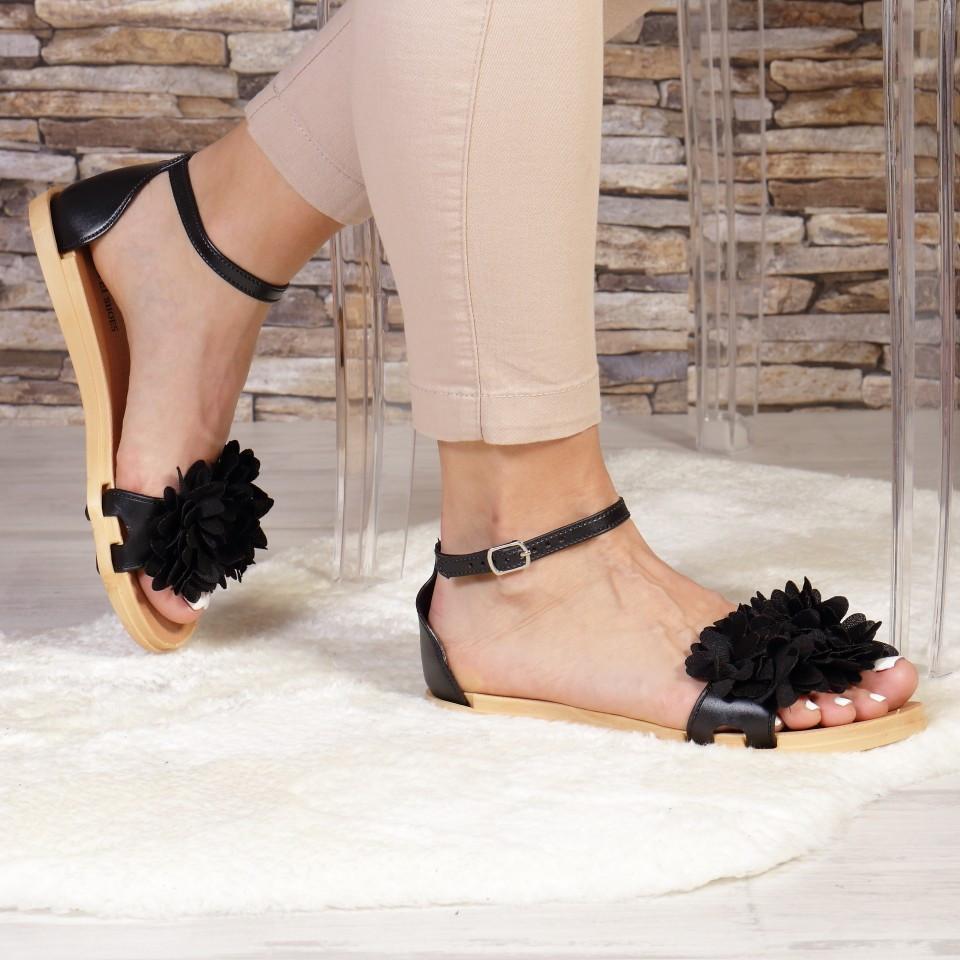 SANDALE CAROLA BLACK