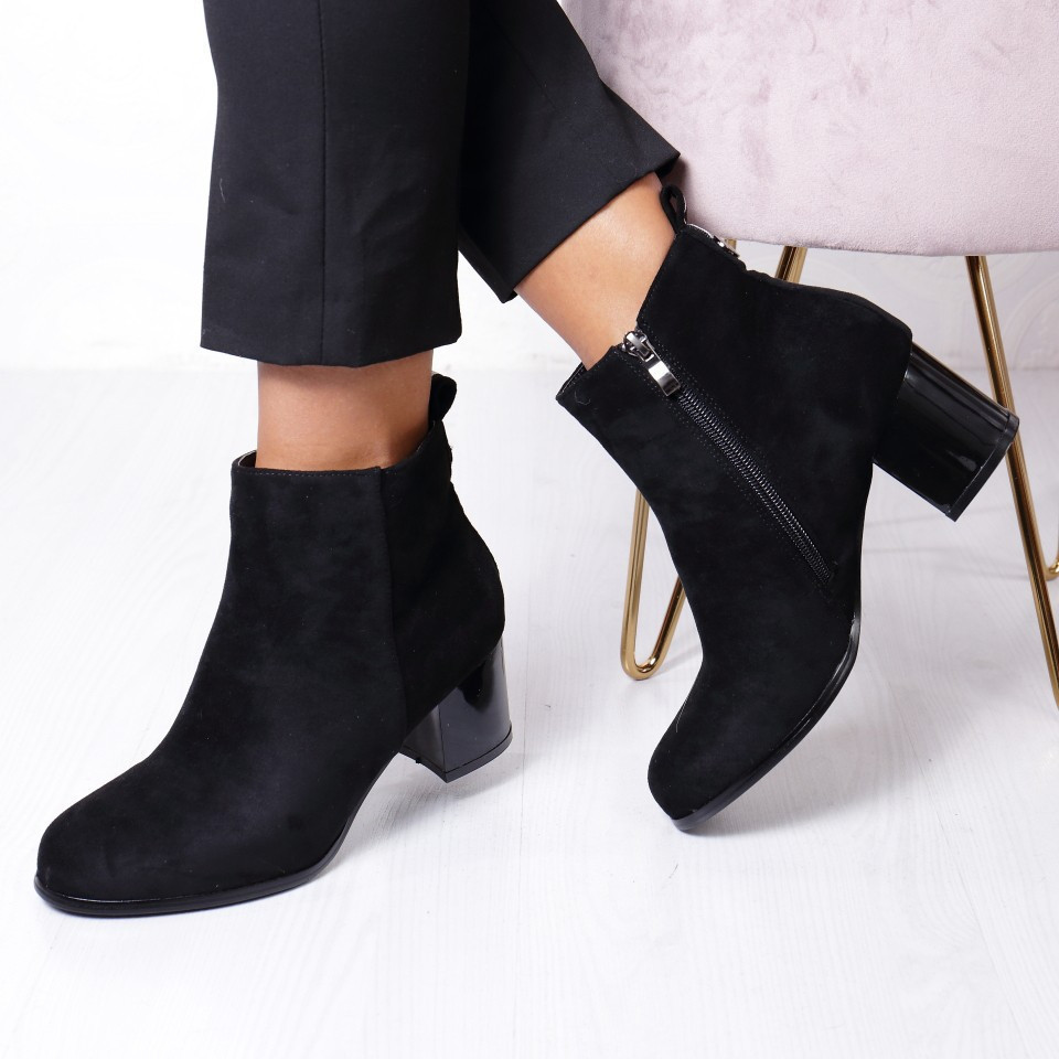 BOTINE MONICA BLACK