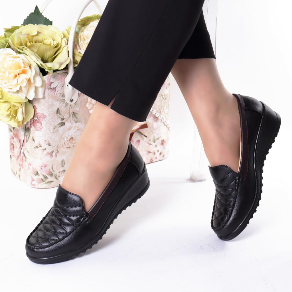 Pantofi piele ecologica Cansa