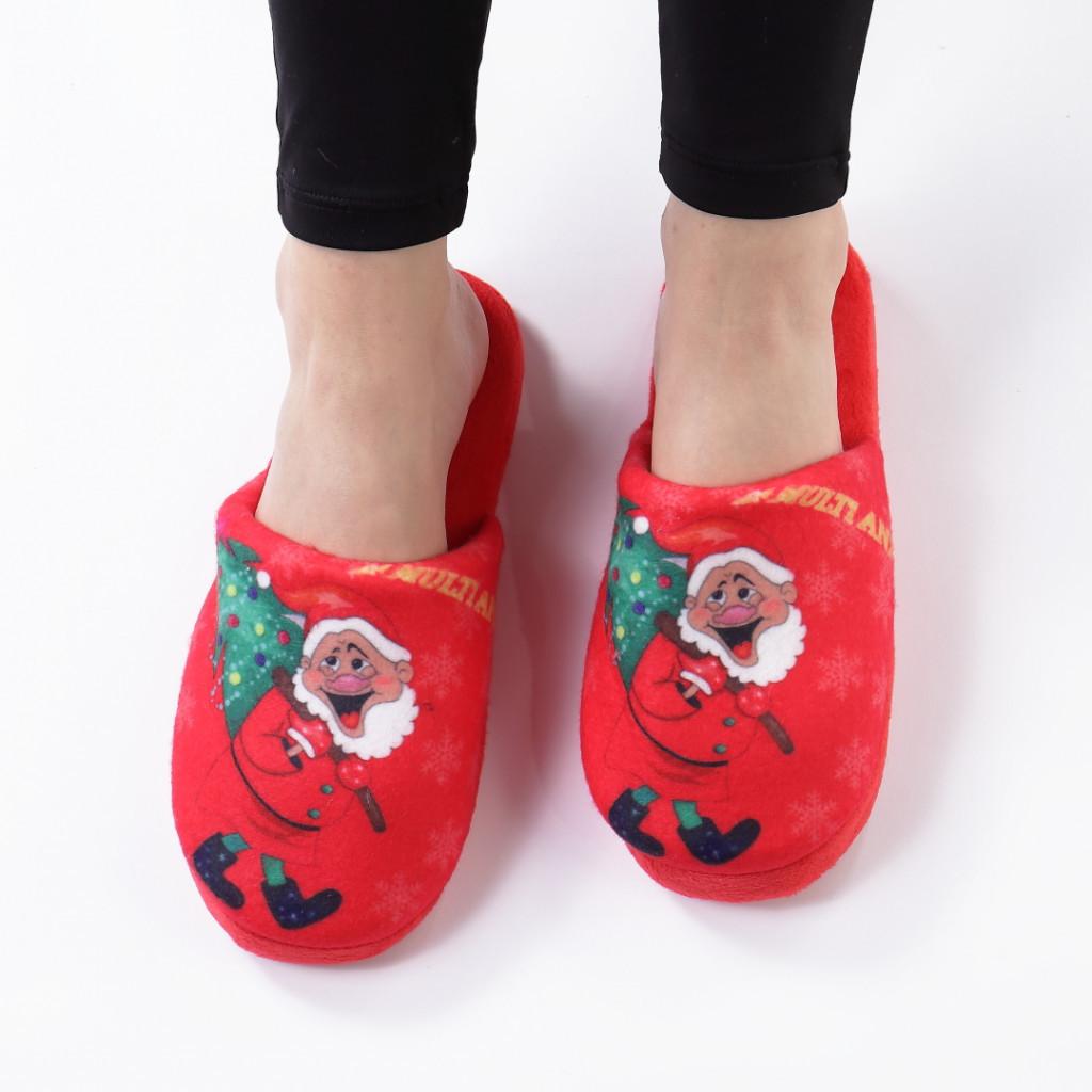 Papuci de casa Santa