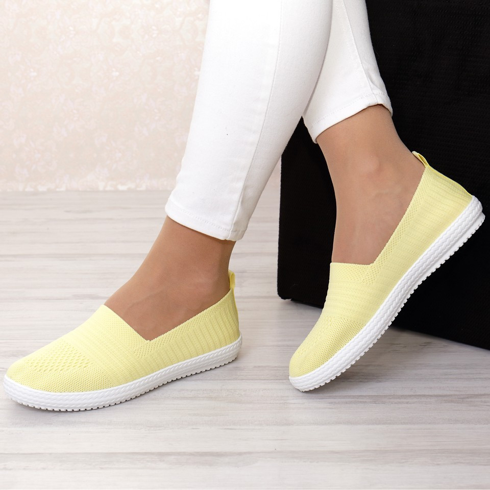 ESPADRILE SALOMEA YELLOW