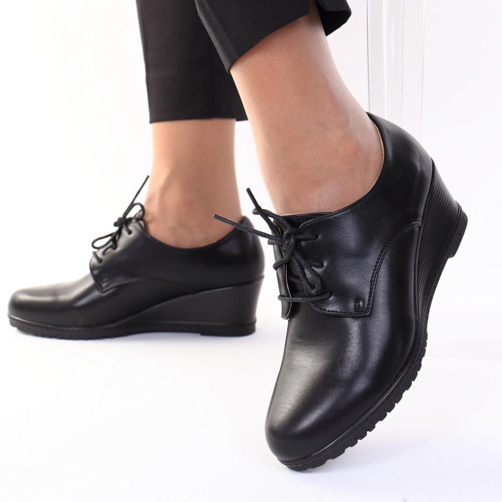 Pantofi piele ecologica Odessa