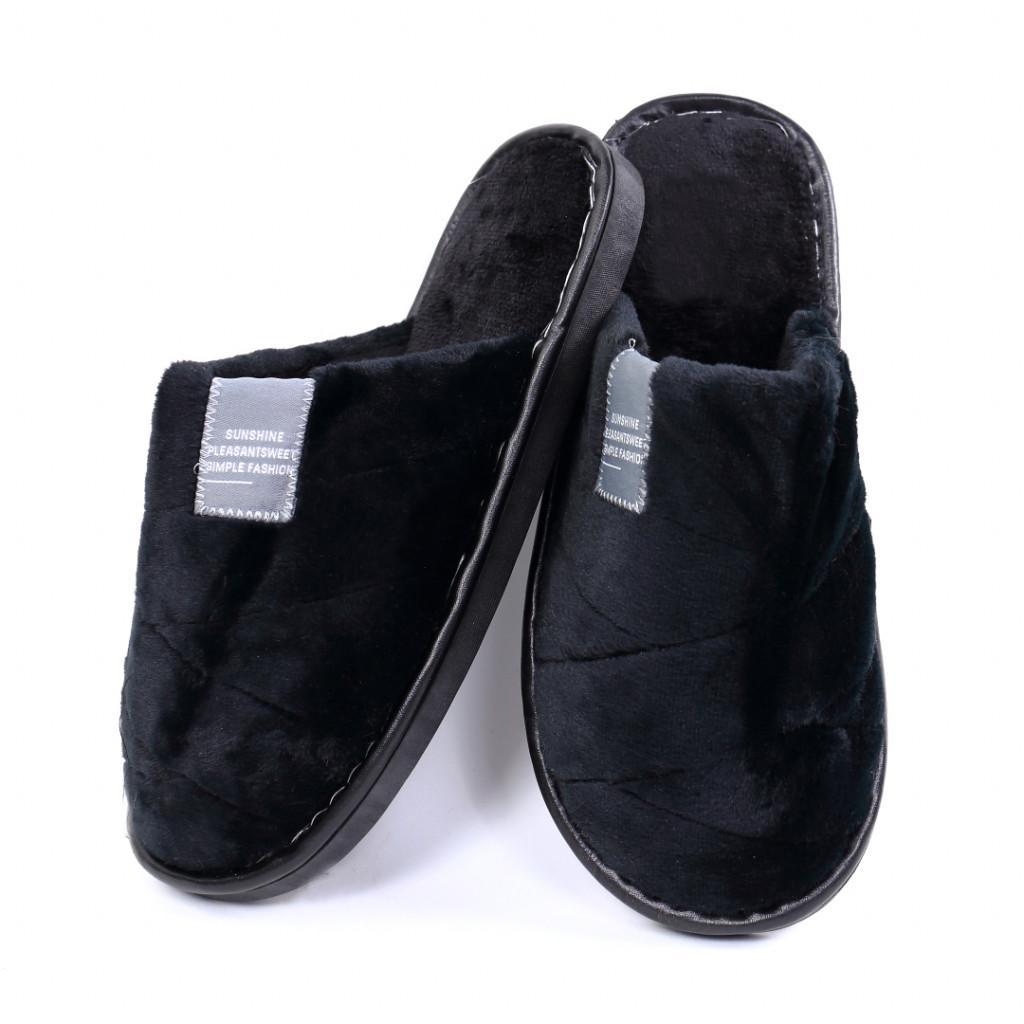 Papuci simpli negri Lula
