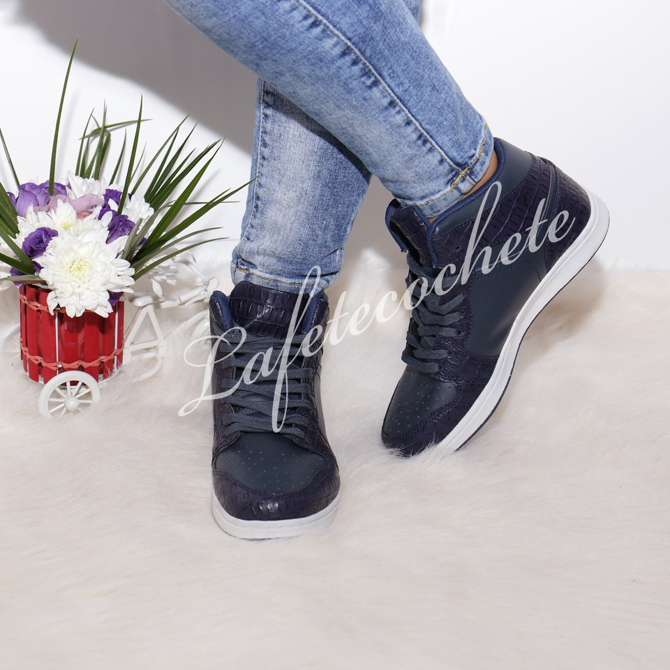 GHETE LUCIA NAVY BLUE