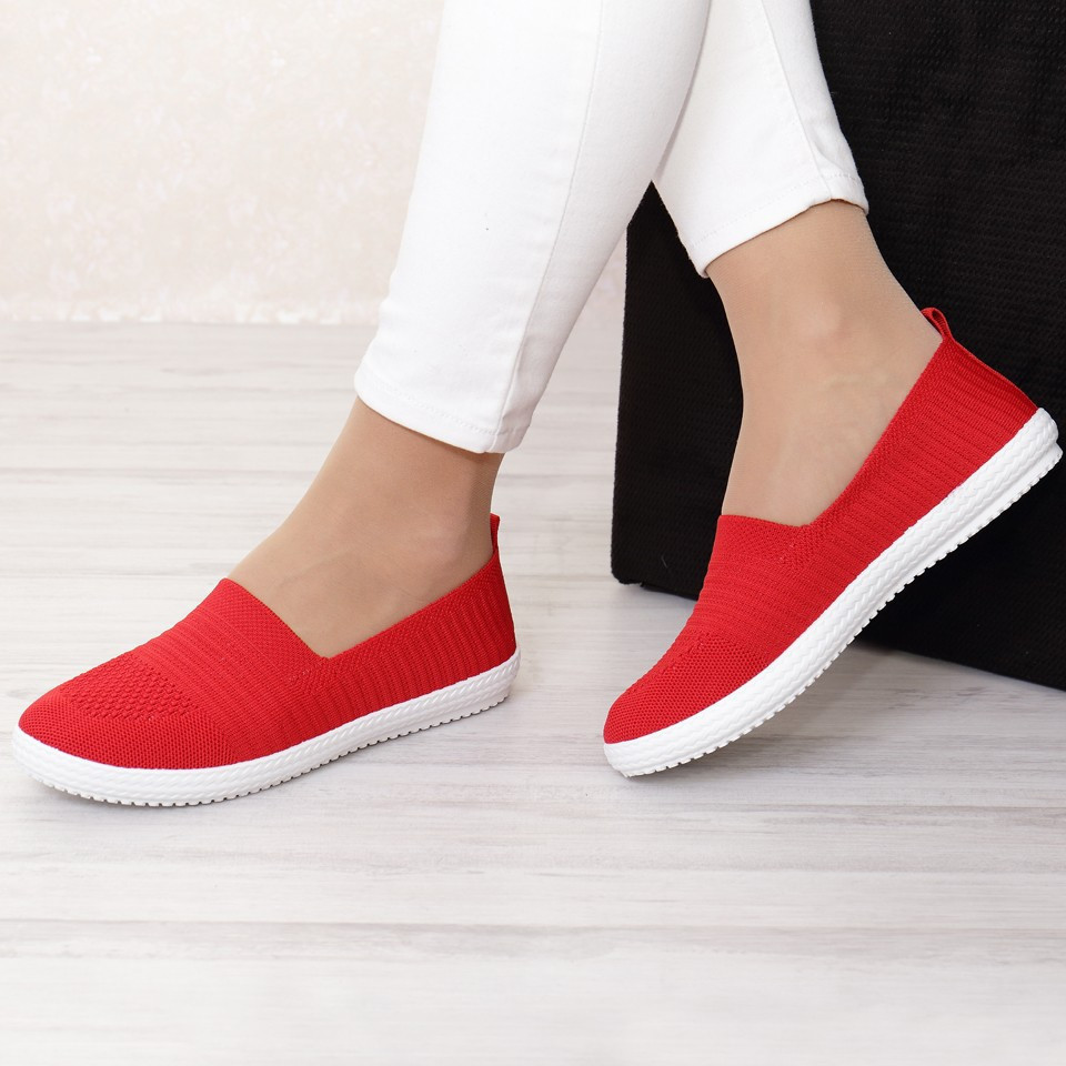 ESPADRILE SALOMEA RED