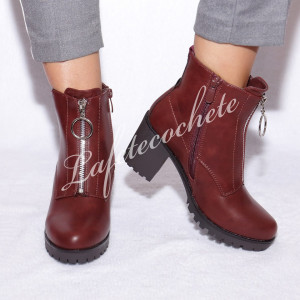 BOTINE NASTY BORDO