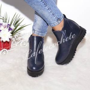 GHETE BETINA NAVY BLUE