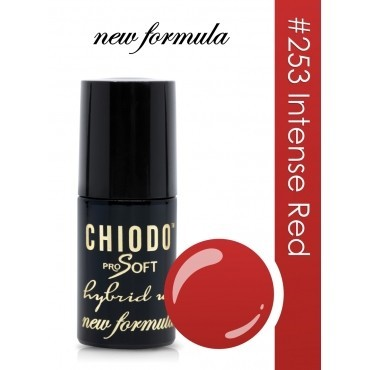 ChiodoPro Soft New Formula 253 Intense Red
