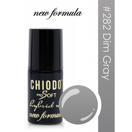 Poze ChiodoPro Soft New Formula 282 Dim Gray