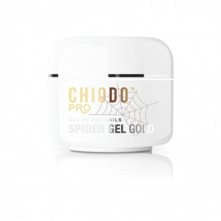 ChiodoPro Spider Gel Gold