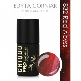 ChiodoPRO Stars Cat Eye 5D - 832 Red Abyss