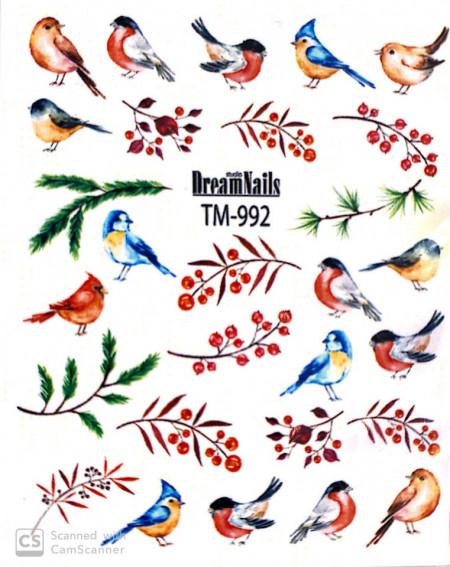 Tatuaj TM 992