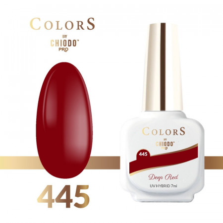 Colors by ChiocoPro - 445 Deep Red
