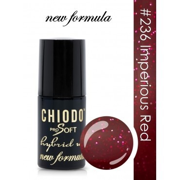 Poze ChiodoPro Soft New Formula 236 Imperious Red