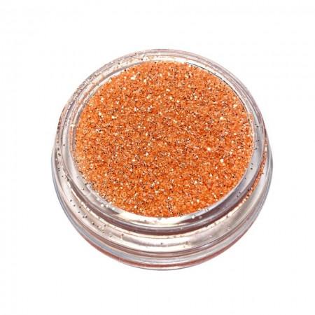 Glitter Broken Mirror Orange
