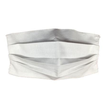Masca reutilizabila din material textil White