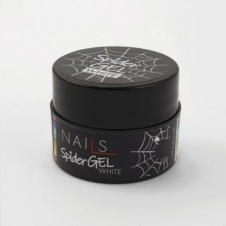 Spider Gel White NAILS 5g