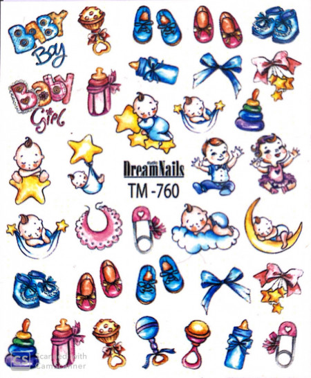 Tatuaj TM 760