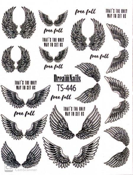 Tatuaj TS 446