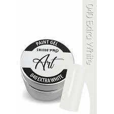ChiodoPro Art Paint Gel 040 Extra White