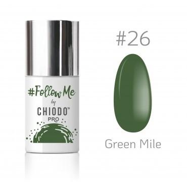 ChiodoPro Follow Me 26 Green Mile