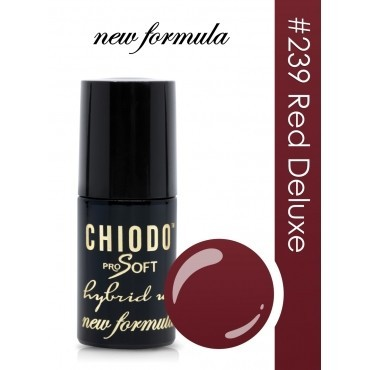 Poze ChiodoPro Soft New Formula 239 Red Deluxe