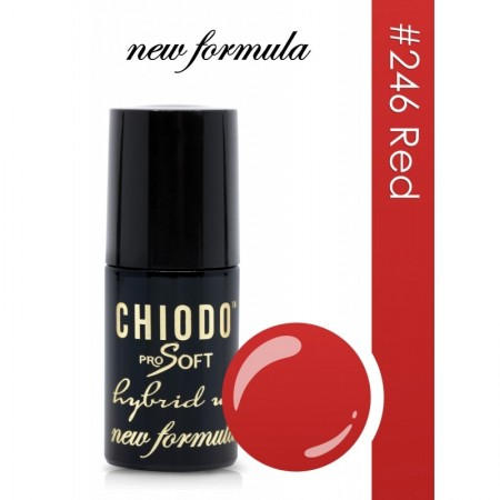 Poze ChiodoPro Soft New Formula 246 Red