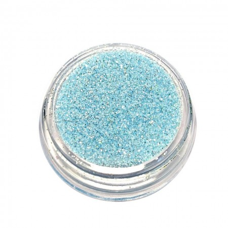 Poze Glitter Broken Mirror Blue