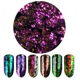 Pigment Chameleon Mirror Flakes 012