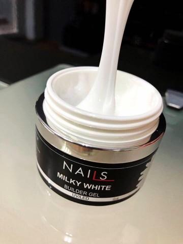 NAILS Milky White 3in1 Led/Uv 50ml