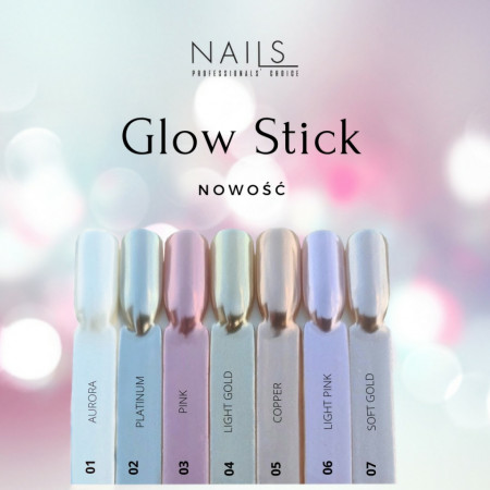 GlowStick 07 Soft Gold