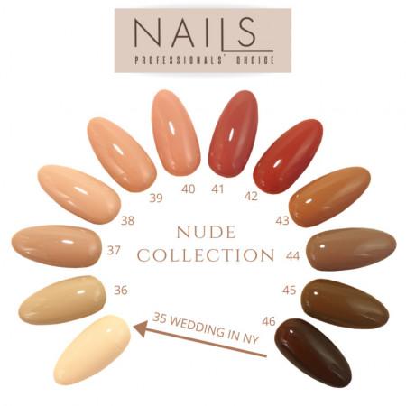 Oja Semi NAILS 39 Vintage Nude