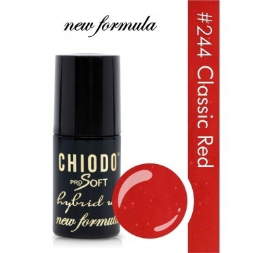 Poze ChiodoPro Soft New Formula 244 Clasic Red