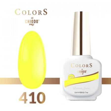 Colors by ChiodoPro - 410 Lemon Juice