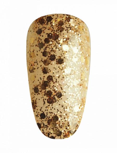 Oja Semipermanenta NAILS 133 Gold Digger